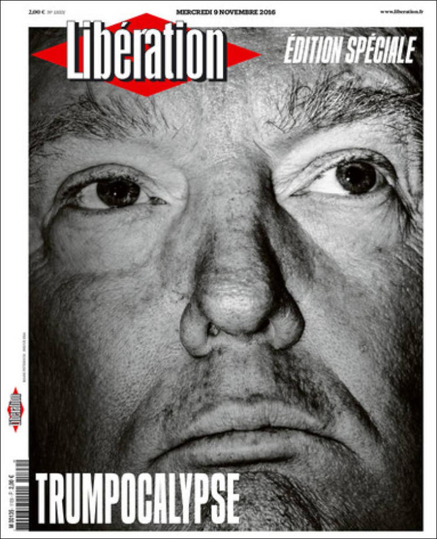 Liberation, France