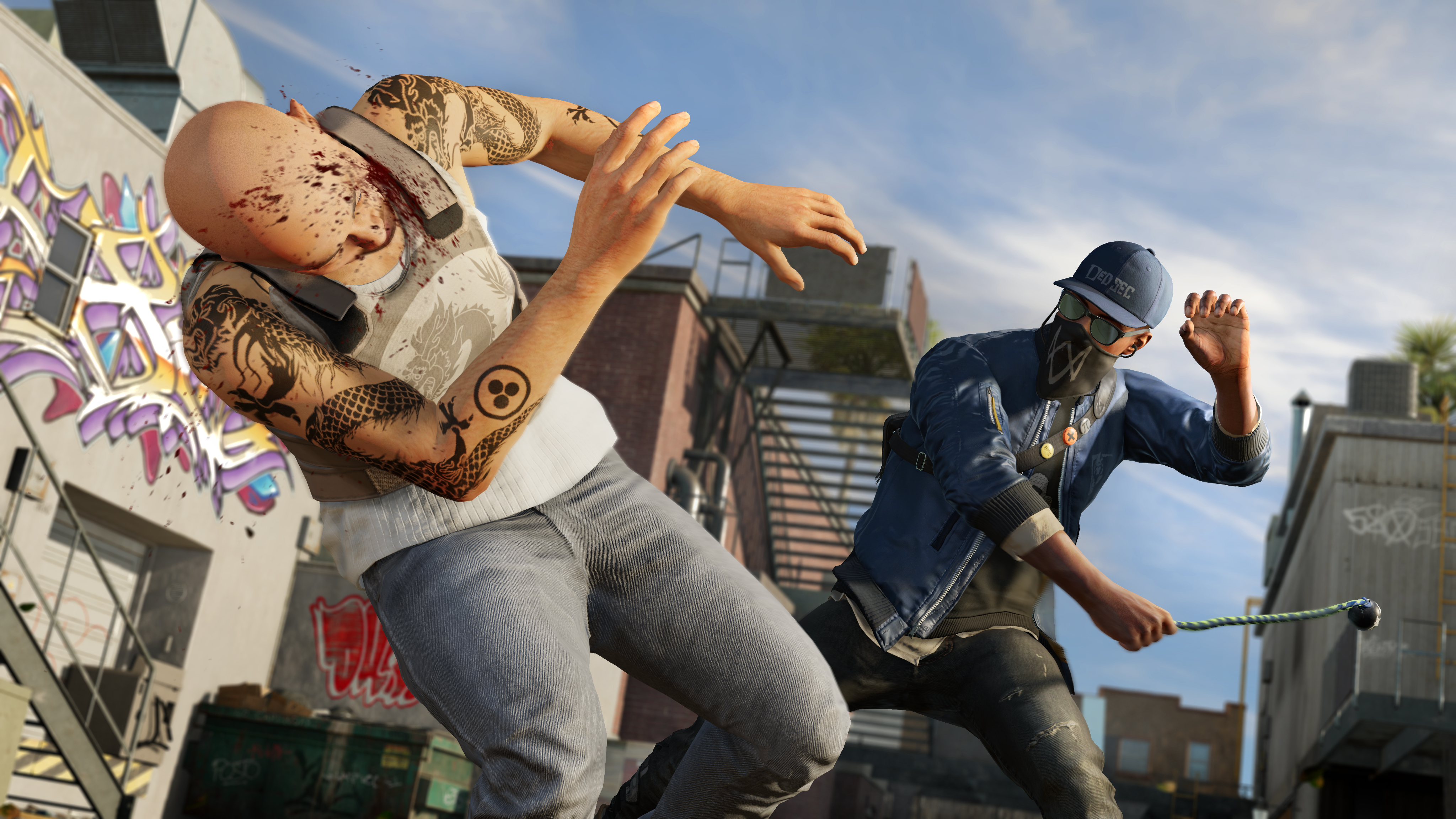hijo árabe Virus  Watch Dogs 2 Review: A Better Story, but Broken Features   Time