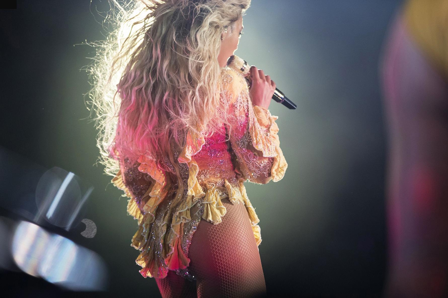 Beyoncé at the Formation World Tour, 2016.
