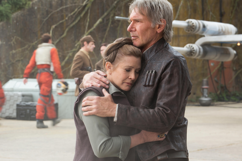 Star Wars: The Force Awakens, General Leia Organa, 2015