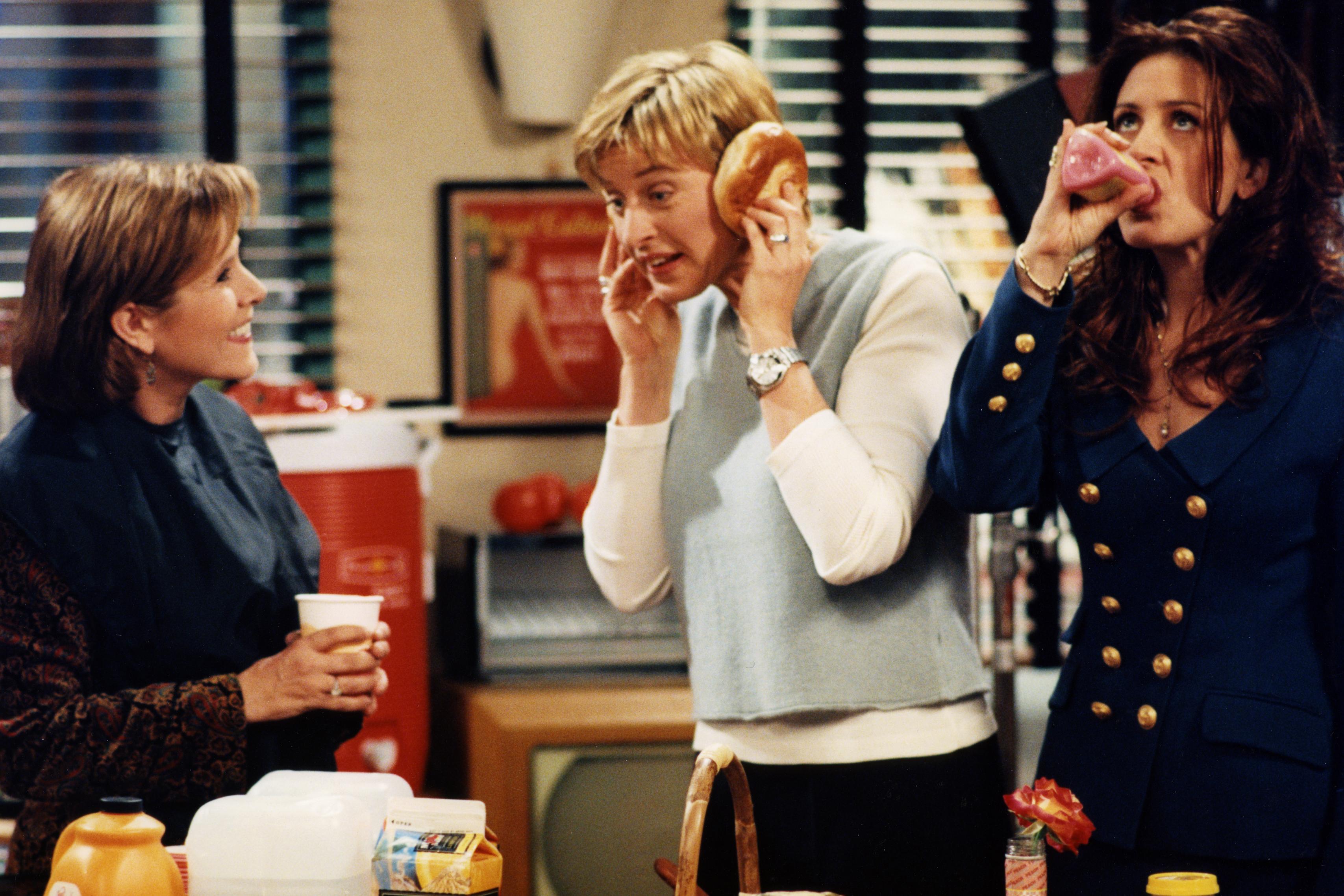 Ellen, Herself, 1995