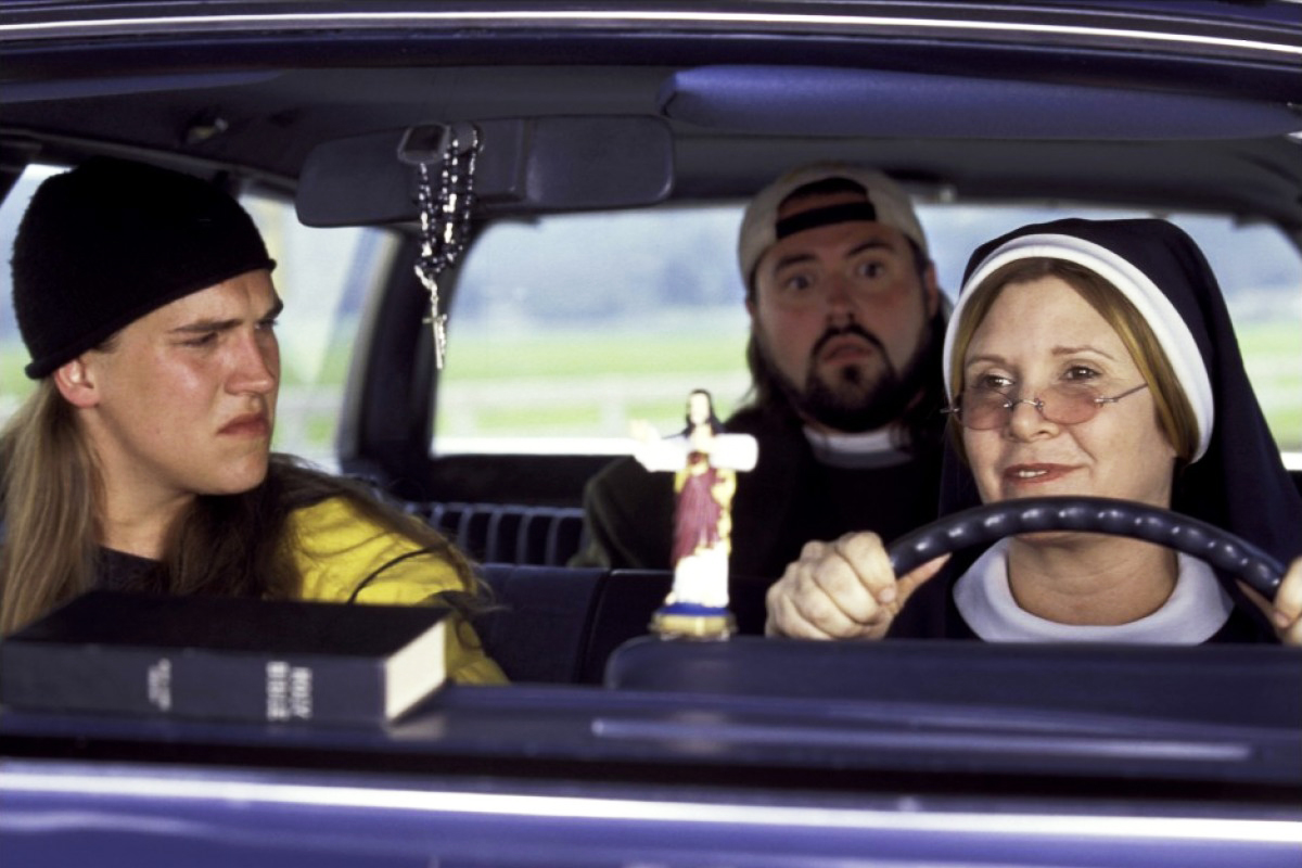 Jay and Silent Bob Strike Back, Nun, 2001