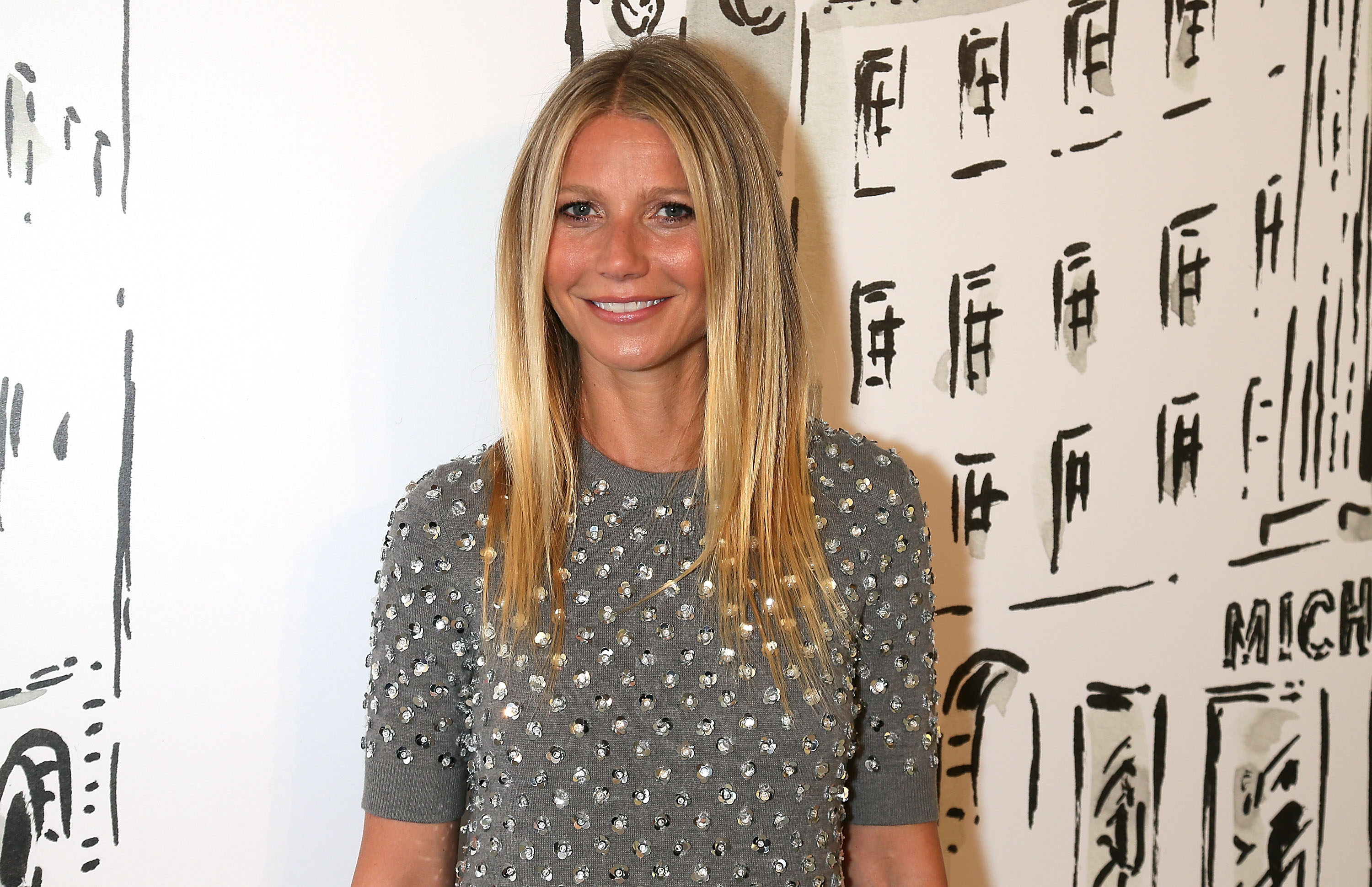 Gwyneth Paltrow attends a cocktail party hosted by Michael Kors in celebration of their new Regent Street Flagship Store opening, at the Michael Kors Flagship Store, on June 22, 2016 in London, England.