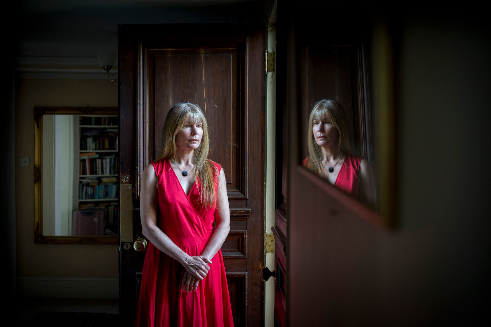 Clare Rewcastle Brown at her home in London on July 22, 2013