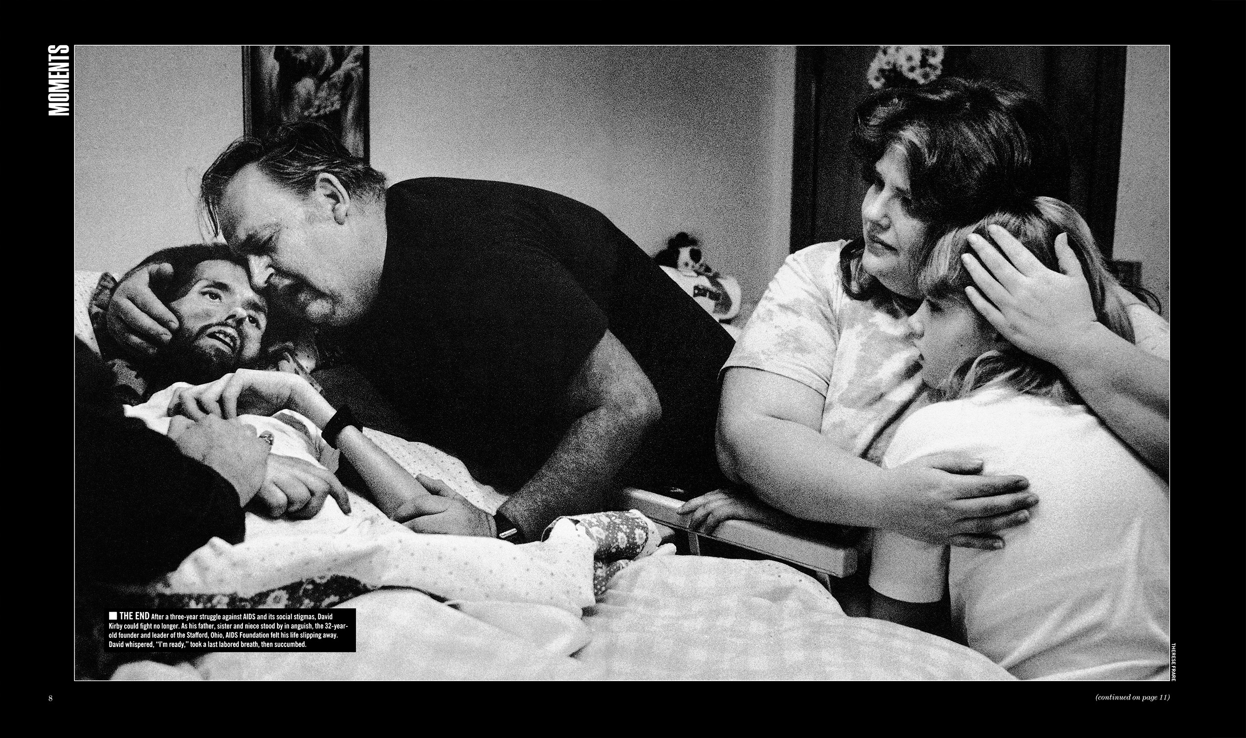 The Story of the Colorization of a Controversial Benetton Ad | Time