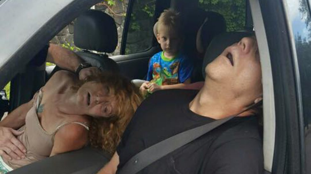 Opioids The Story Behind The Viral Photo Of An Overdose Time