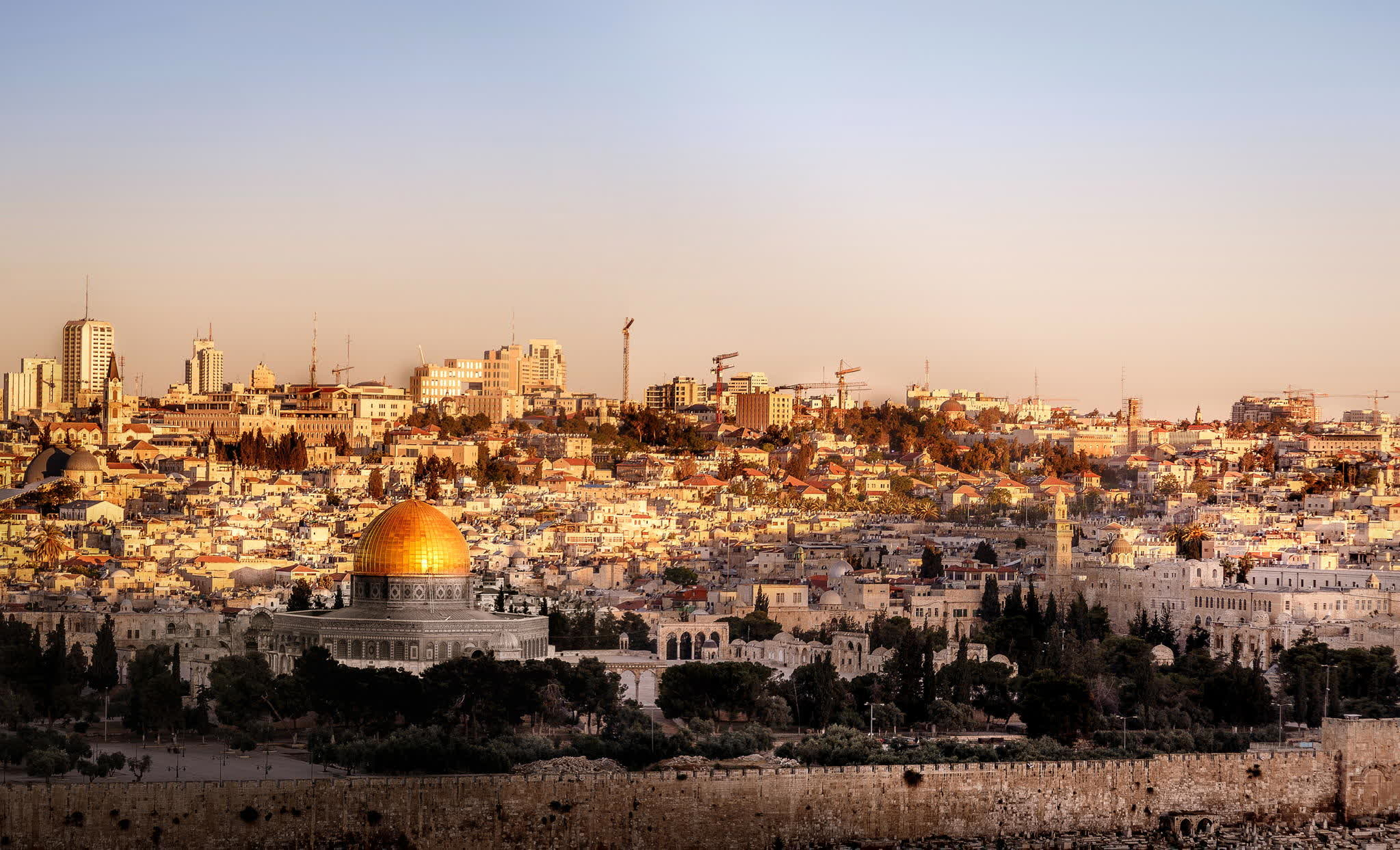 The status of Jerusalem remains a crucial issue in the ongoing Israel-Palestinian conflict