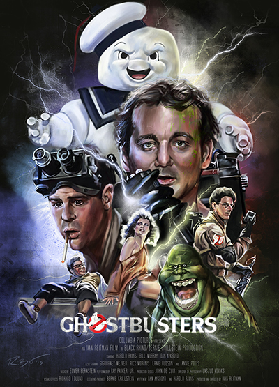 Ghostbusters, 1984