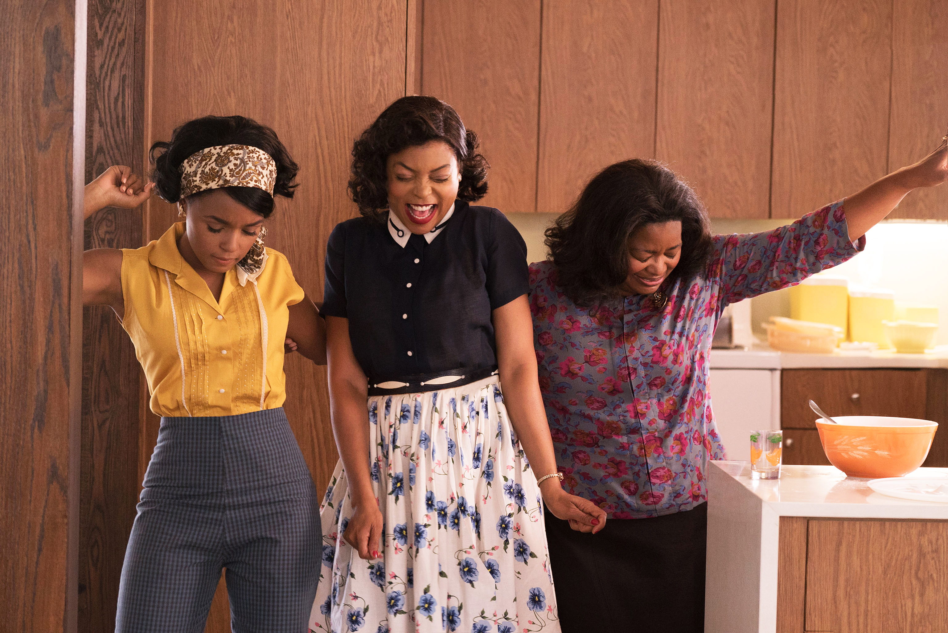 Hidden Figures' Review: Women, Math and the Race for Space | Time