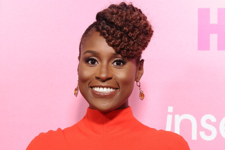 Issa Rae, on Oct. 6, 2016 in Los Angeles