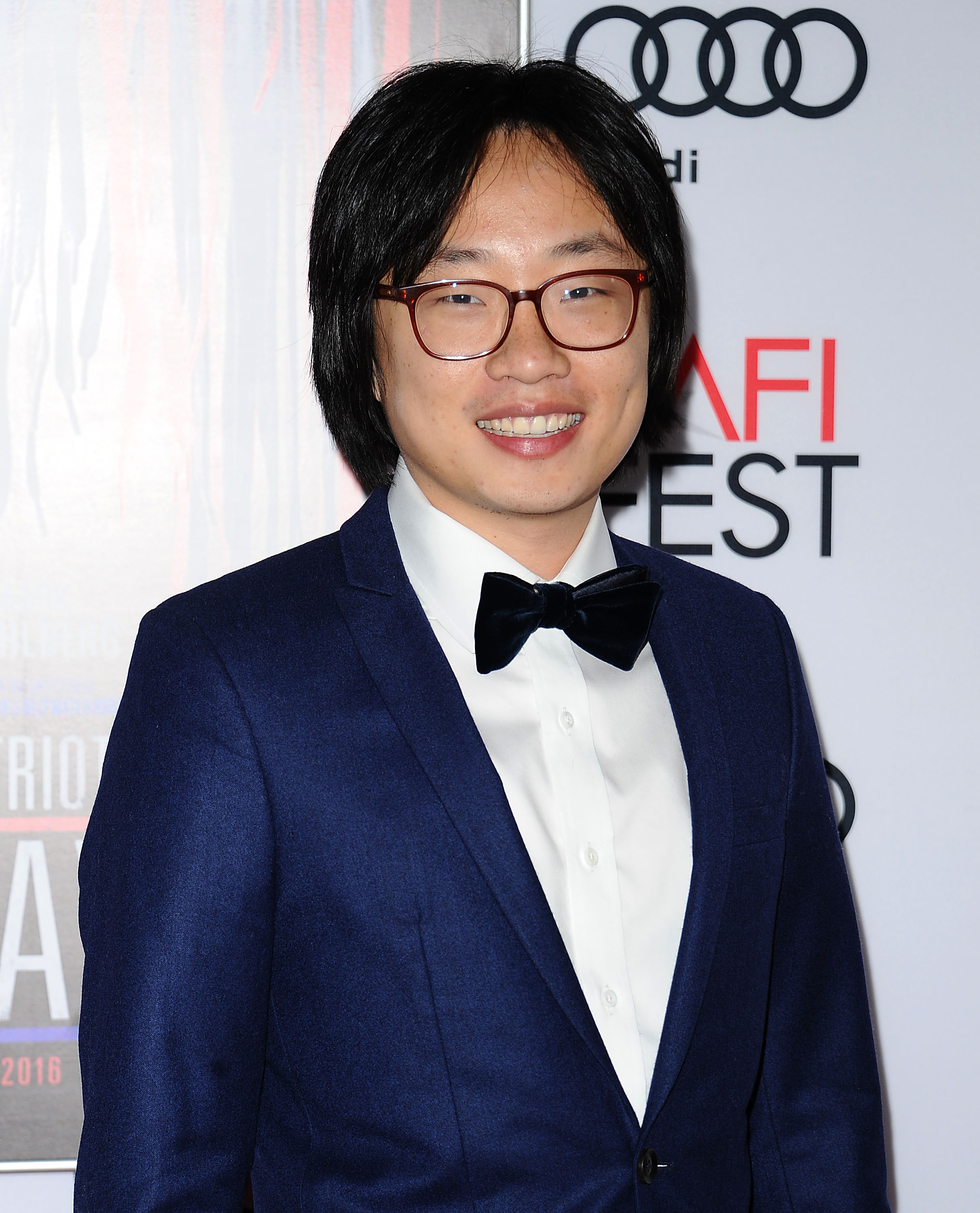 Jimmy O. Yang attends a screening of  Patriots Day  on November 17, 2016 in Hollywood, California.