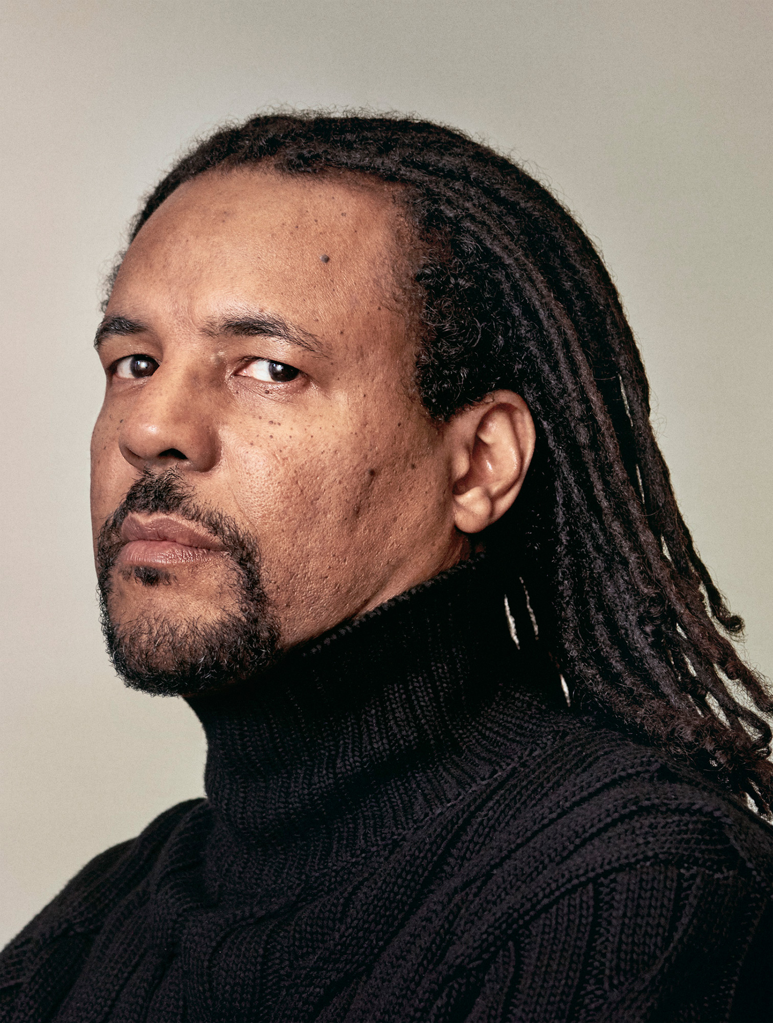 Novelist Colson Whitehead photographed in New York City on Nov. 6, 2016.From  The Best of Culture 2016.  Dec. 19, 2016 issue.