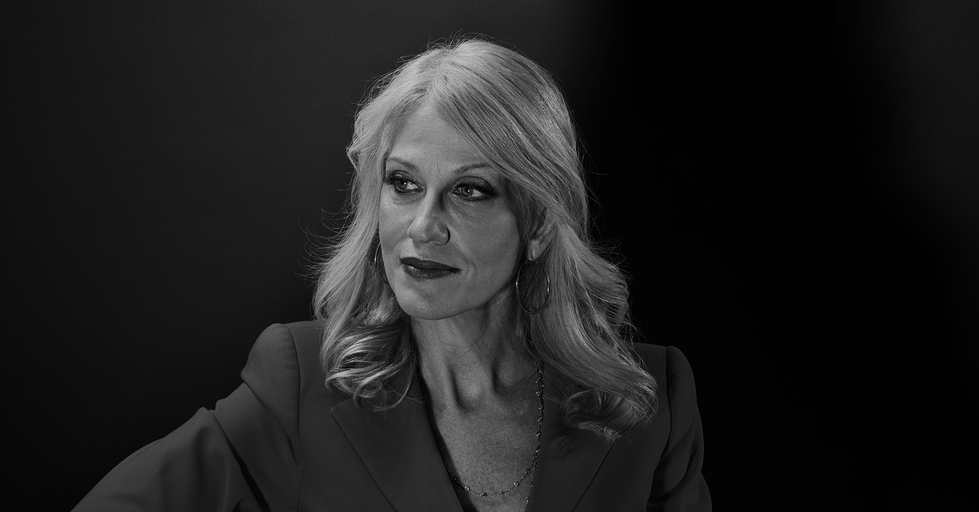The Trump Whisperer                       A former resident of one of Trump's buildings, pollster Kellyanne Conway became his campaign manager in August. She is known for her blunt advice, sometimes through TV appearances.
