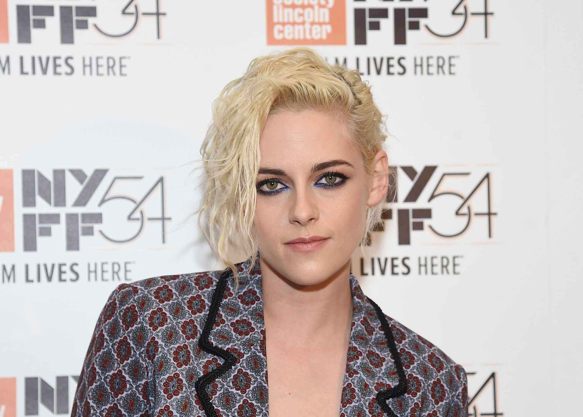 Kristen Stewart attends  An Evening with Kristen Stewart  during the 54th New York Film Festival at Stanley H. Kaplan Penthouse at Lincoln Center on October 5, 2016 in New York City.  (Photo by Jamie McCarthy/Getty Images)