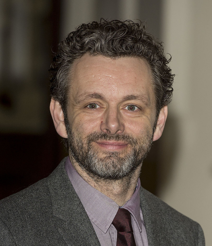 Michael Sheen attends a Dramatic Arts Reception at Buckingham Palace on February 17, 2014 in London, England.