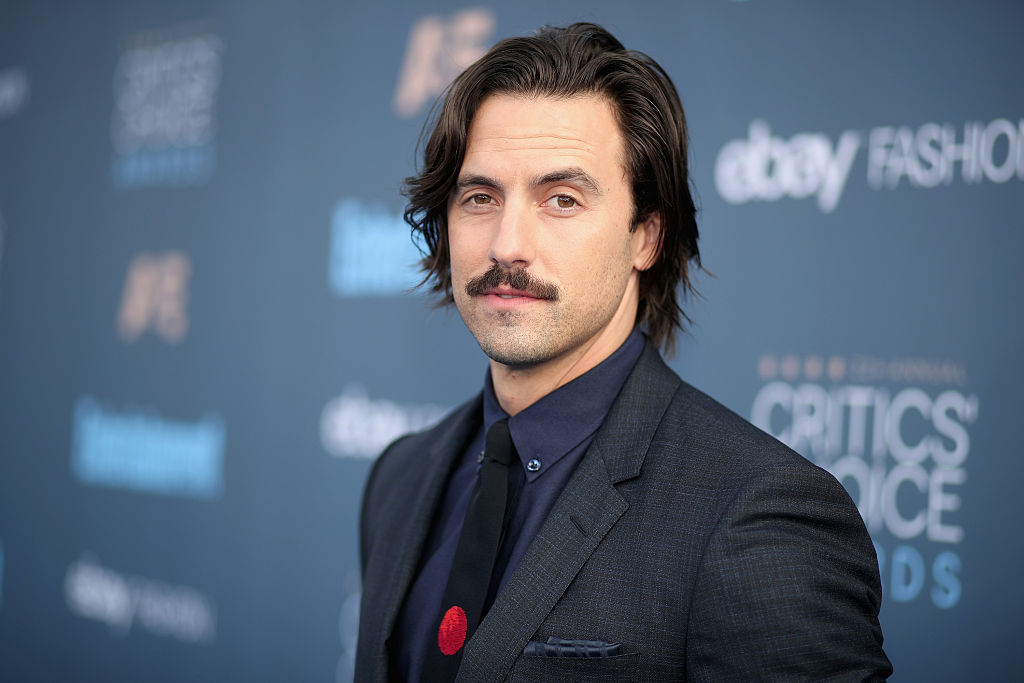 Milo Ventimiglia attends The 22nd Annual Critics' Choice Awards at Barker Hangar on December 11, 2016.