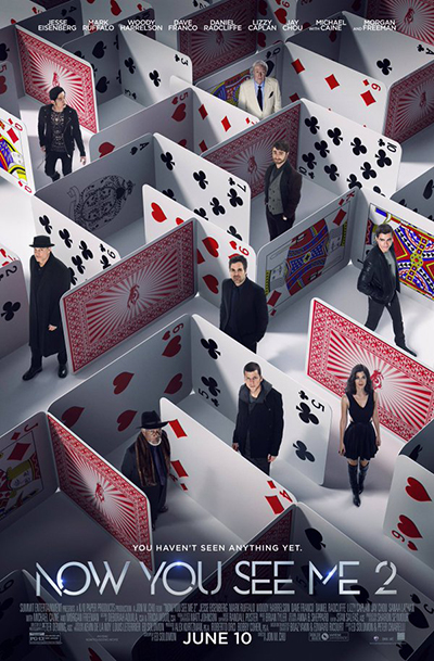 Now You See Me 2, 2016