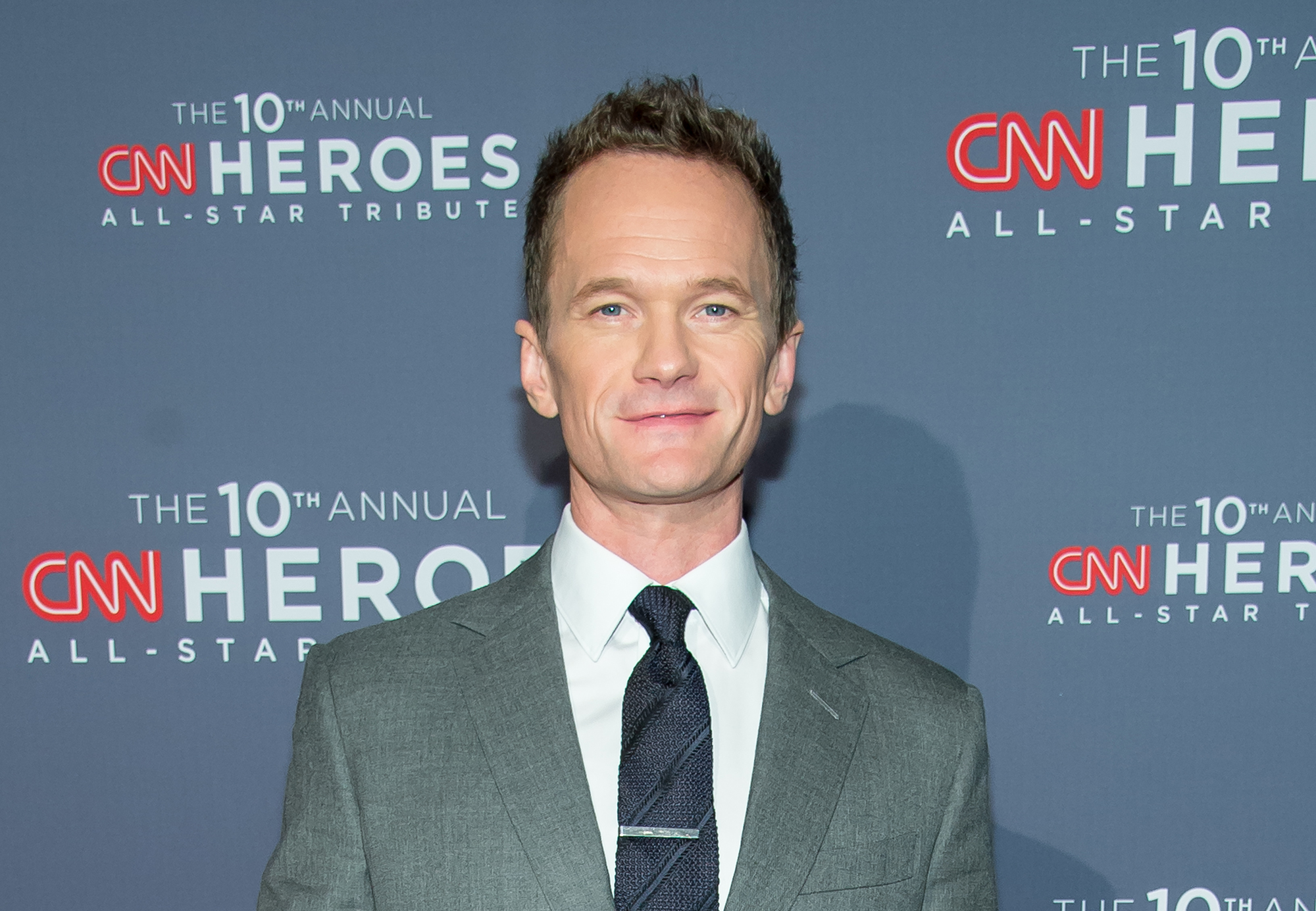 Neil Patrick Harris attends the 10th Anniversary CNN Heroes at American Museum of Natural History on December 11, 2016 in New York City.  (Photo by Roy Rochlin/FilmMagic)