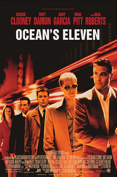 Ocean's Eleven, 2001