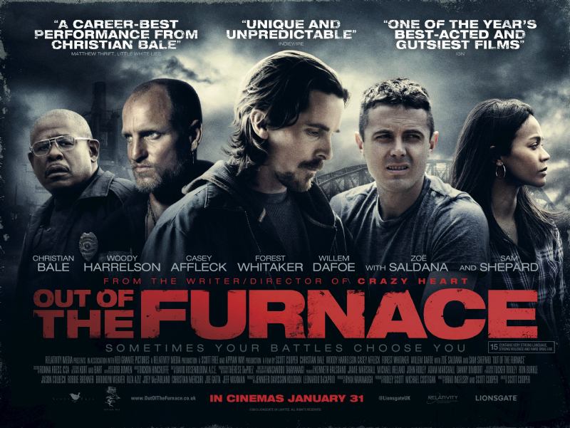 Out of the Furnace, 2013