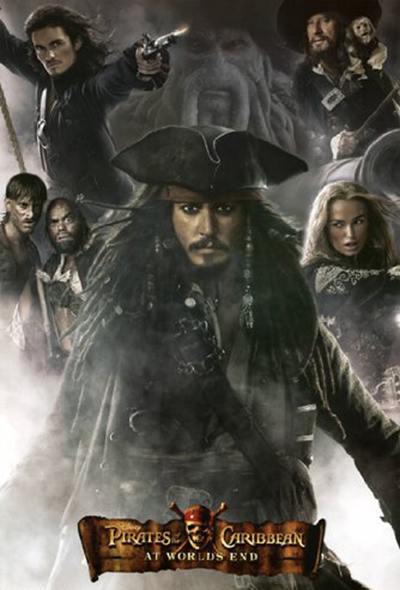 Pirates of the Caribbean: At World's End, 2007