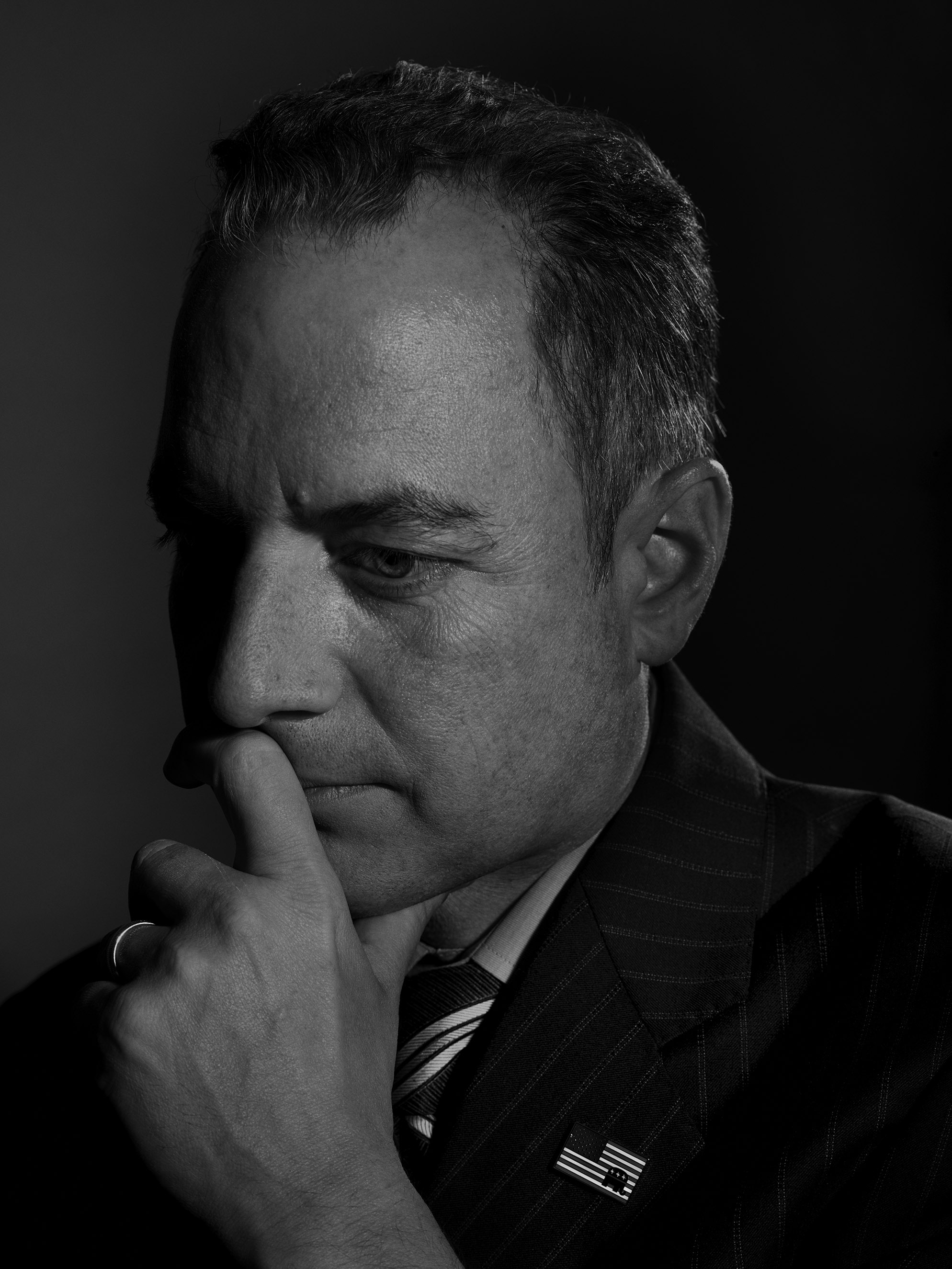 The Reconciler                               After serving as Republican chair during the chaotic campaign, Reince Priebus will become Trump's first White House chief of staff, acting as a bridge to the Washington establishment.                               From                                 See Portraits of Donald Trump's Most Trusted Advisers