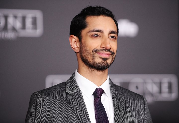 Riz Ahmed attends the premiere of Rogue One: A Star Wars Story, on Dec. 10, 2016 in Hollywood, Calif.