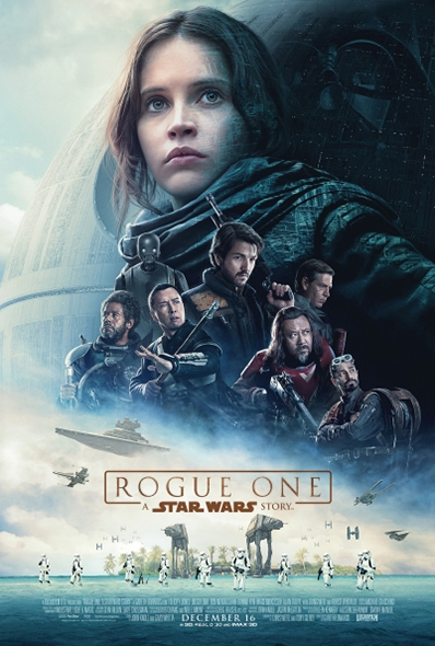 Rogue One: A Star Wars Story, 2016