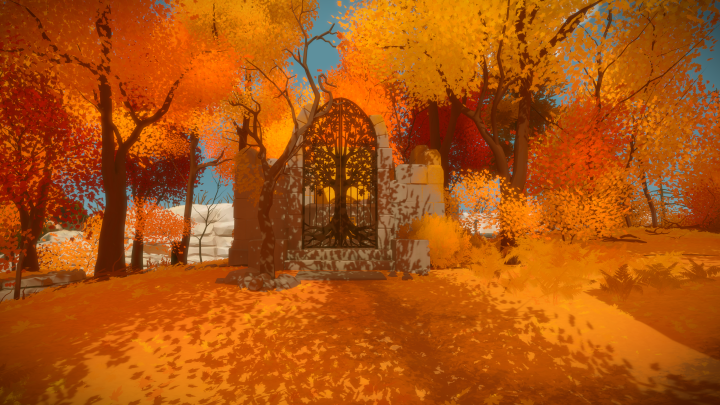 the_witness_autumn_trees