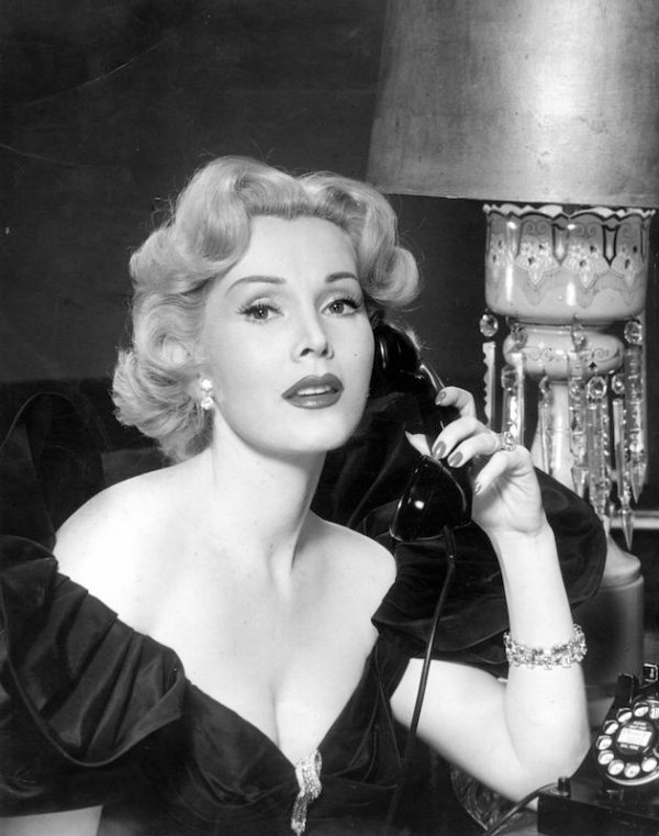 Zsa Zsa Gabor Dead At 99 5 Of Her Great One Liners Time