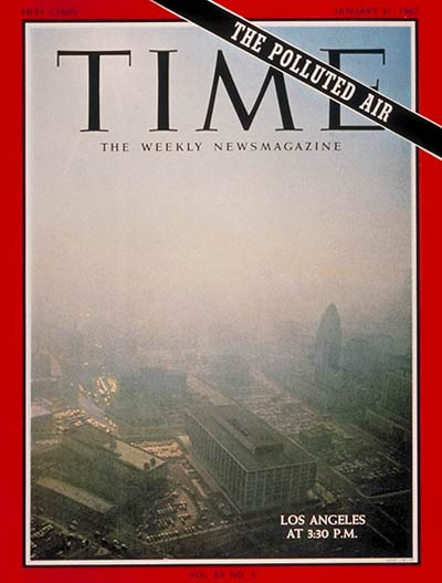 The Jan. 27, 1967, cover of TIME