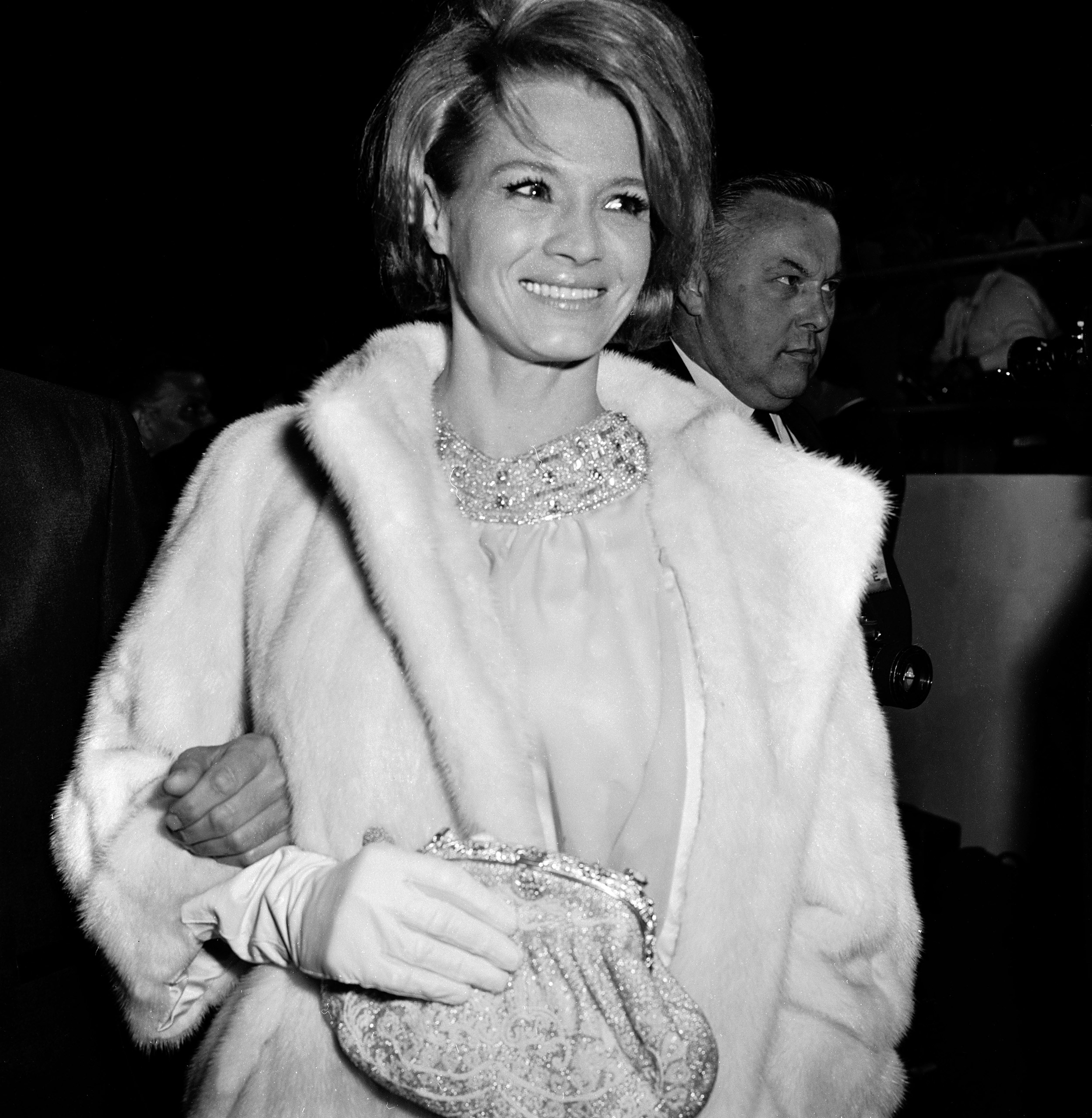 Angie Dickinson at the Academy Awards, 1964.
