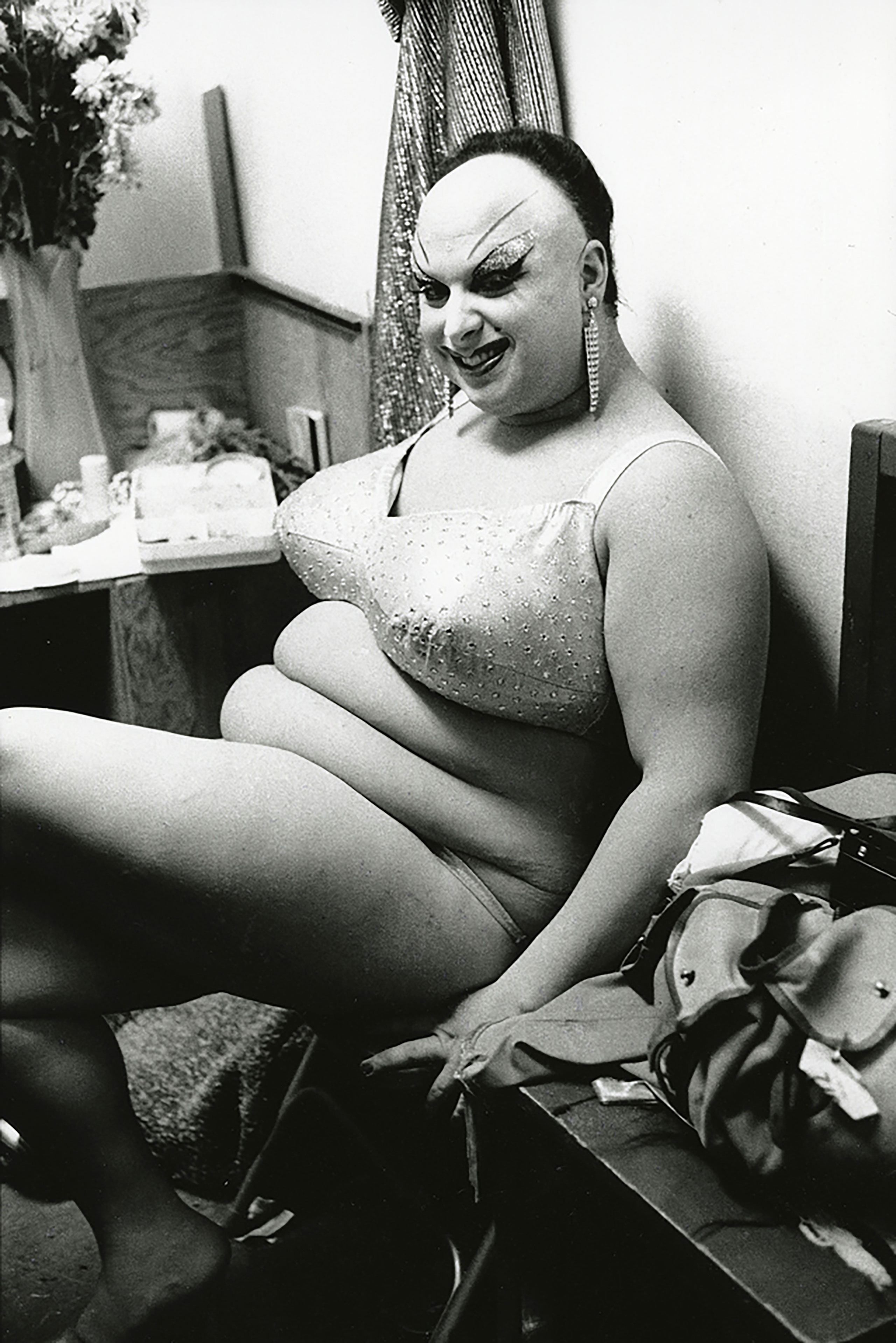 Divine, The Palace Theater, San Francisco, 1972.