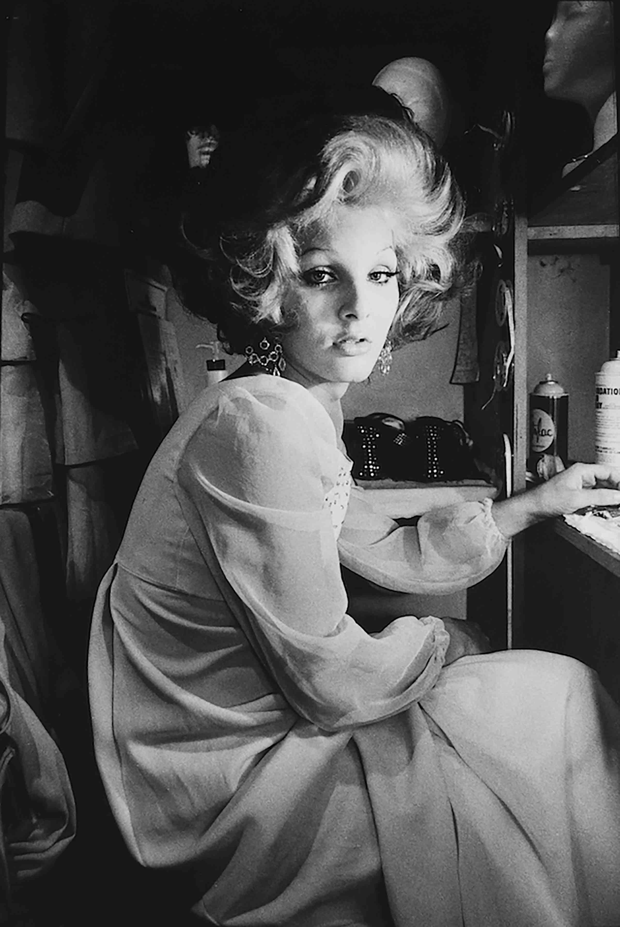 Michelle,  C'est La Vie  Club, North Hollywood, 1972.