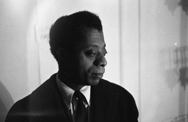 James Baldwin At ANTA Playhouse