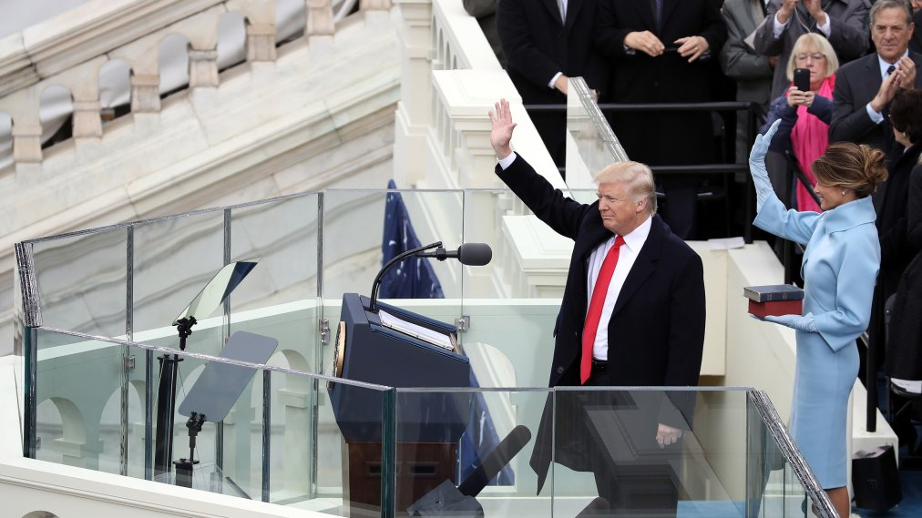 Read Donald Trump's Full Inauguration Speech