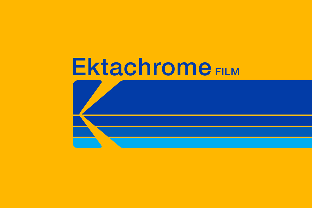 Kodak's Ektachrome was discontinued in 2012