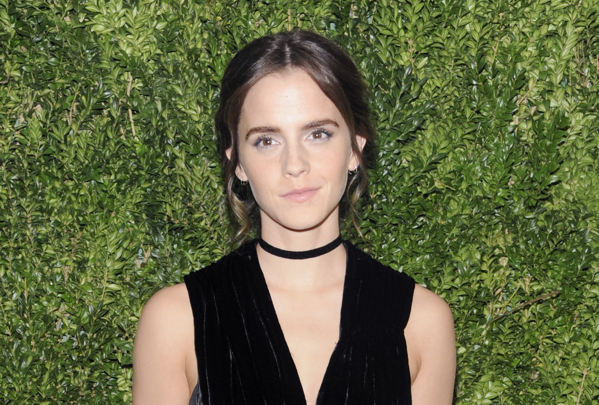 Emma Watson attends the 2016 Museum Of Modern Art Film Benefit on November 15, 2016 in New York City.  (Photo by Rabbani and Solimene Photography/Getty Images)