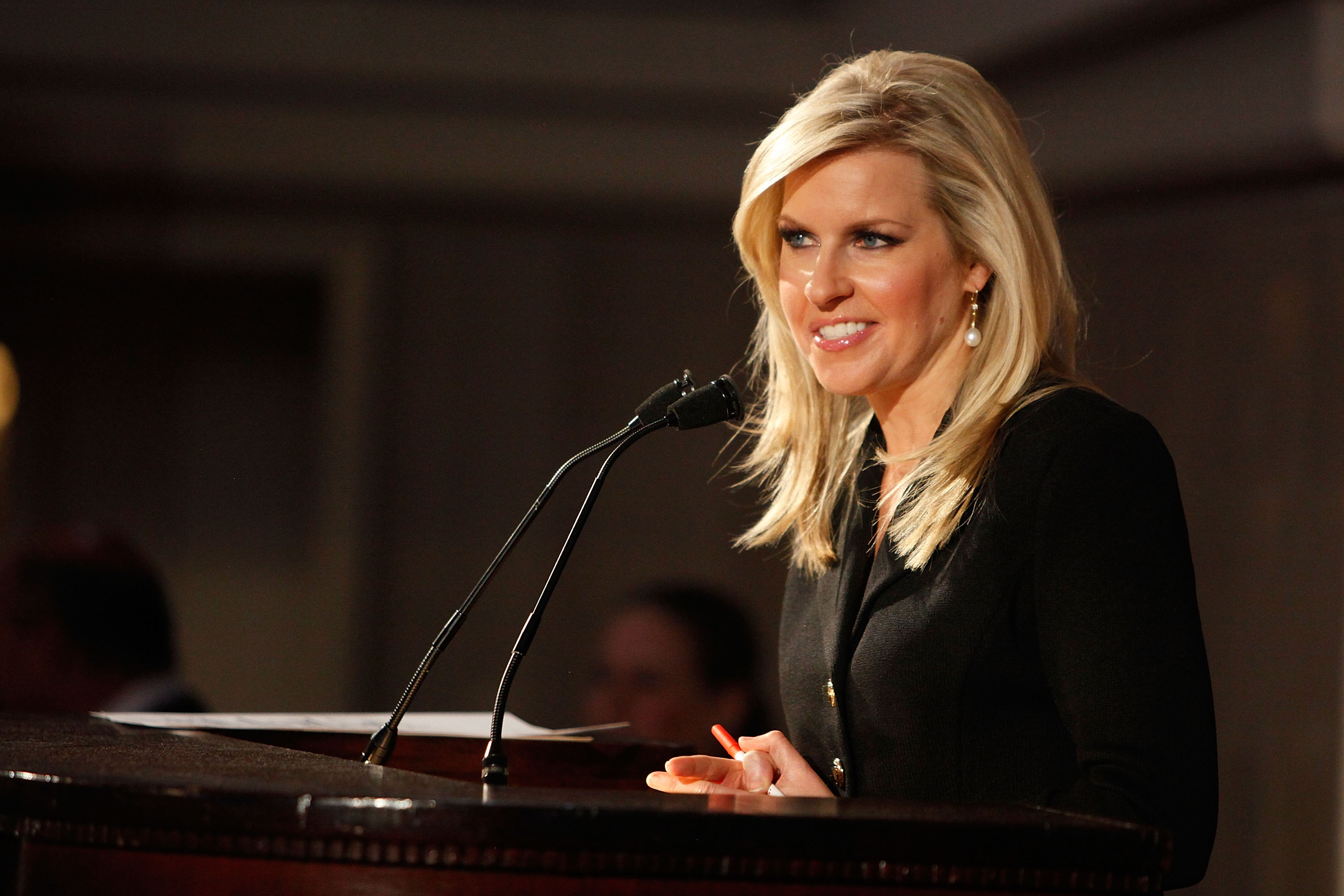 Monica Crowley attends the 2011 FIDF National New York Gala at The Waldorf-Astoria on March 22, 2011 in New York City.