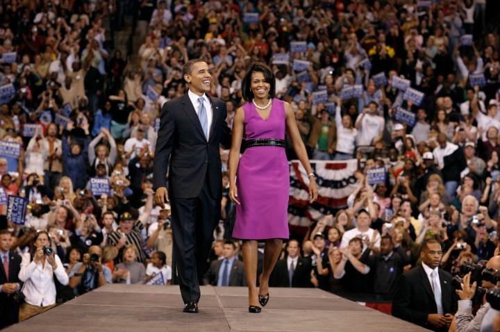 Barack Obama Last Days Of Campaigning For Democratic Nomination