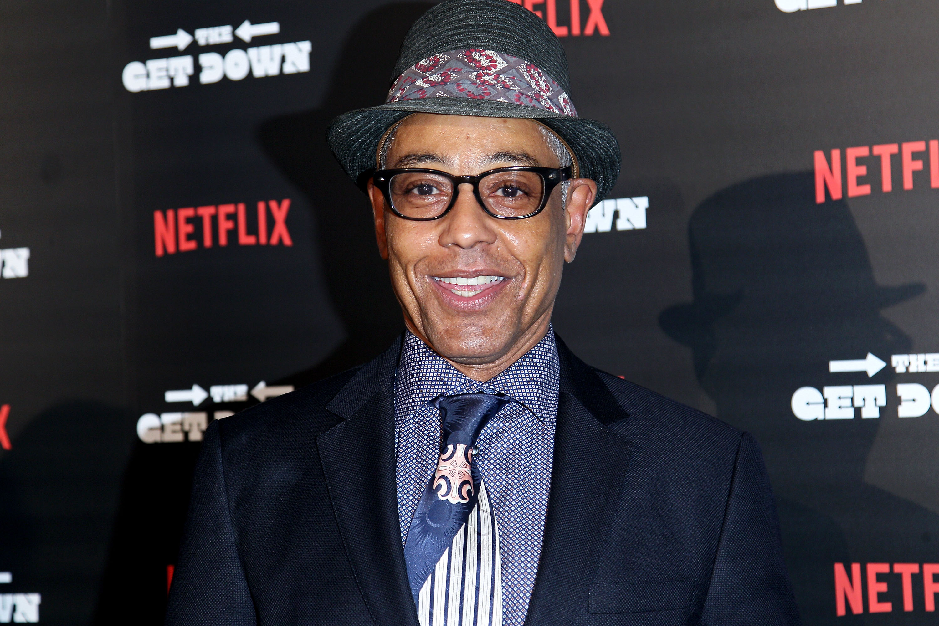 Giancarlo Esposito attends the  The Get Down  New York Premiere at Lehman Center For The Performing Arts on August 11, 2016 in New York City.