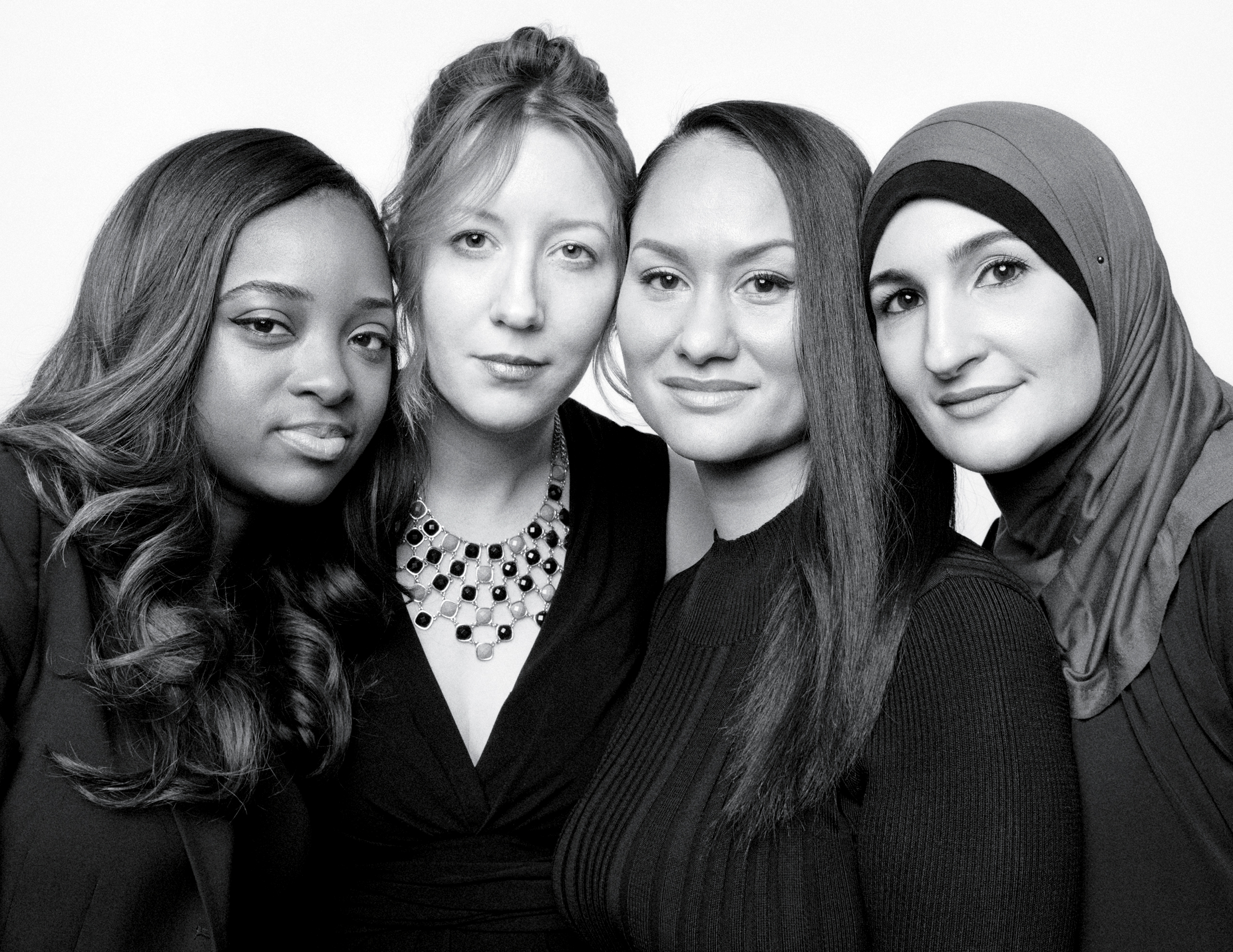 The Women's March was organized by Tamika Mallory, Bob Bland, Carmen Perez and Linda Sarsour
