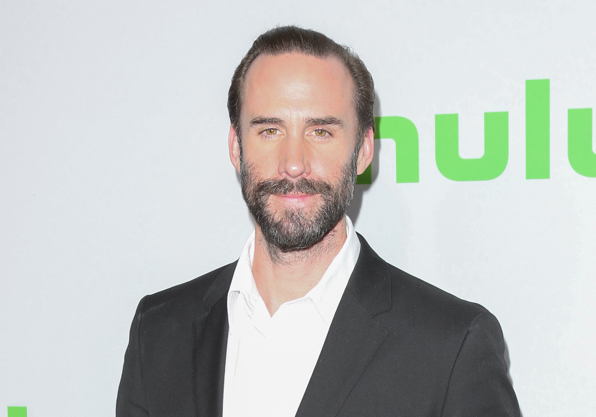 Joseph Fiennes attends the Hulu TCA Winter Press Tour Day at Langham Hotel on January 7, 2017 in Pasadena, California.  (Photo by Paul Archuleta/FilmMagic)