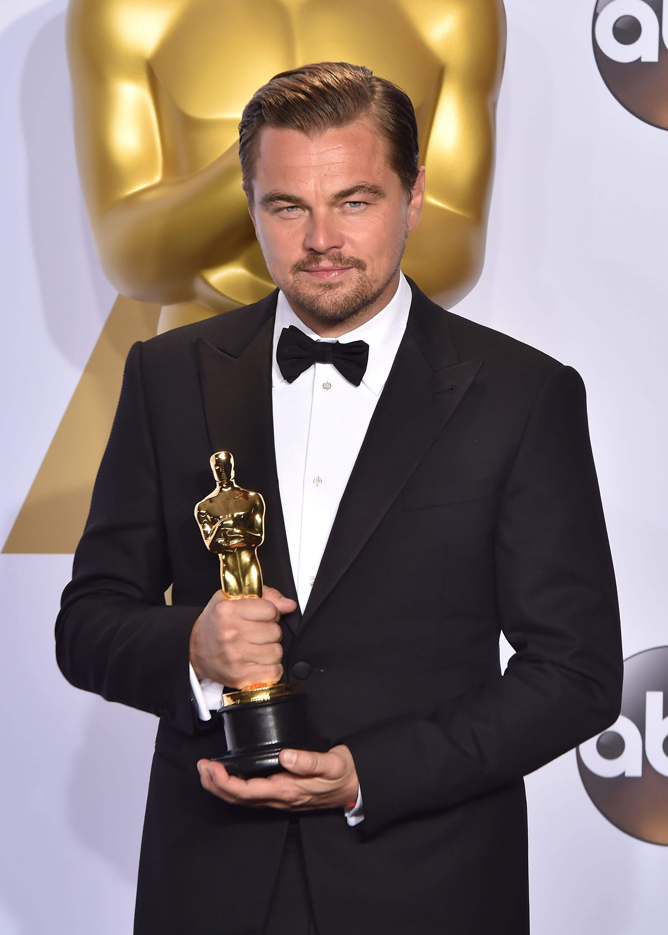 <strong>2016: Leonardo DiCaprio - <i>The Revenant</i></strong>