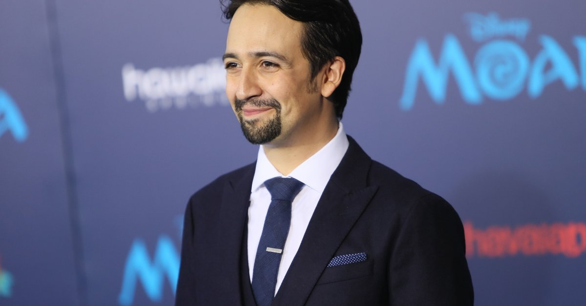 Lin Manuel Miranda Raises Funds For Planned Parenthood Time