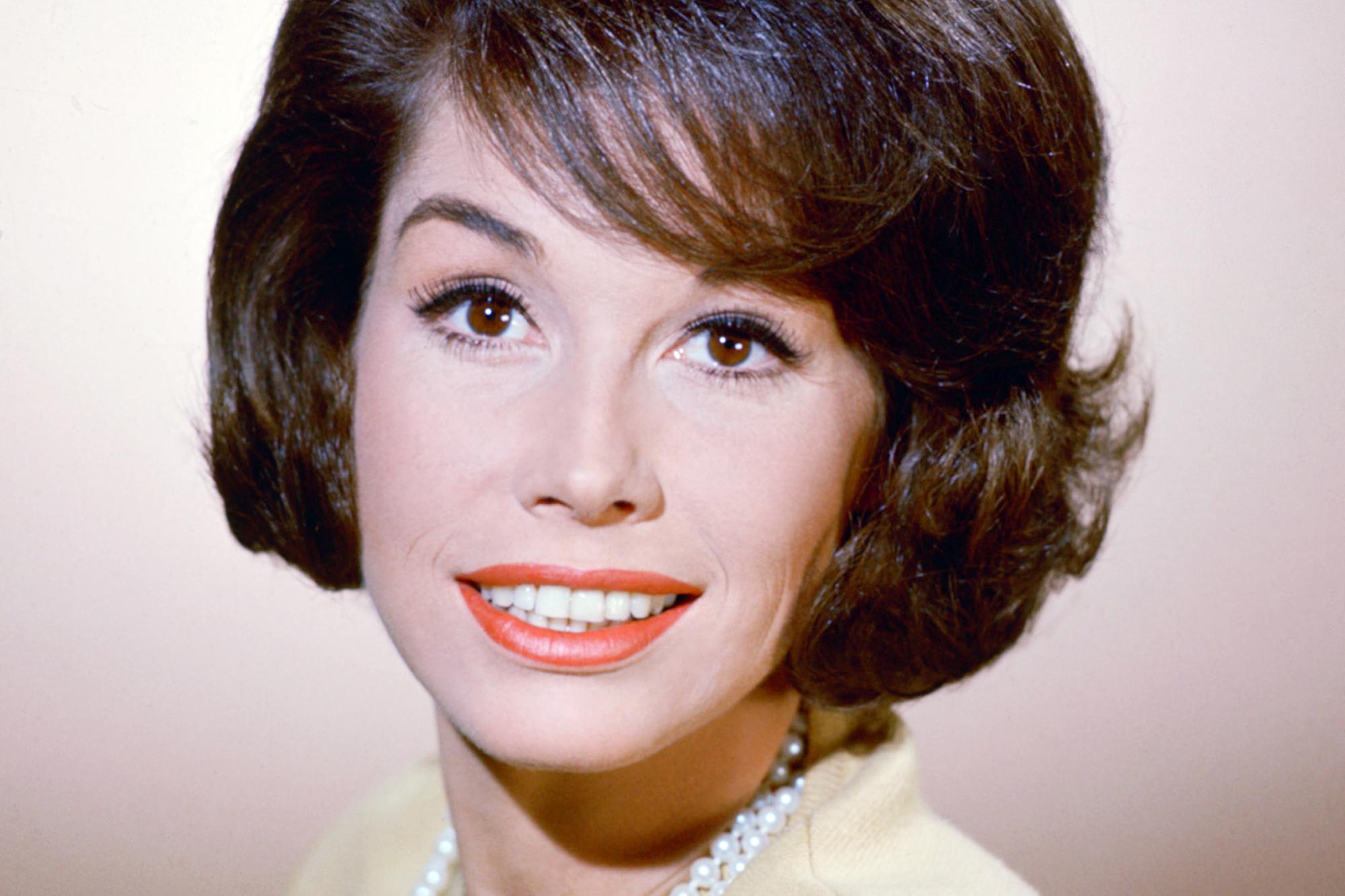 Mary Tyler Moore, c. 1960.
