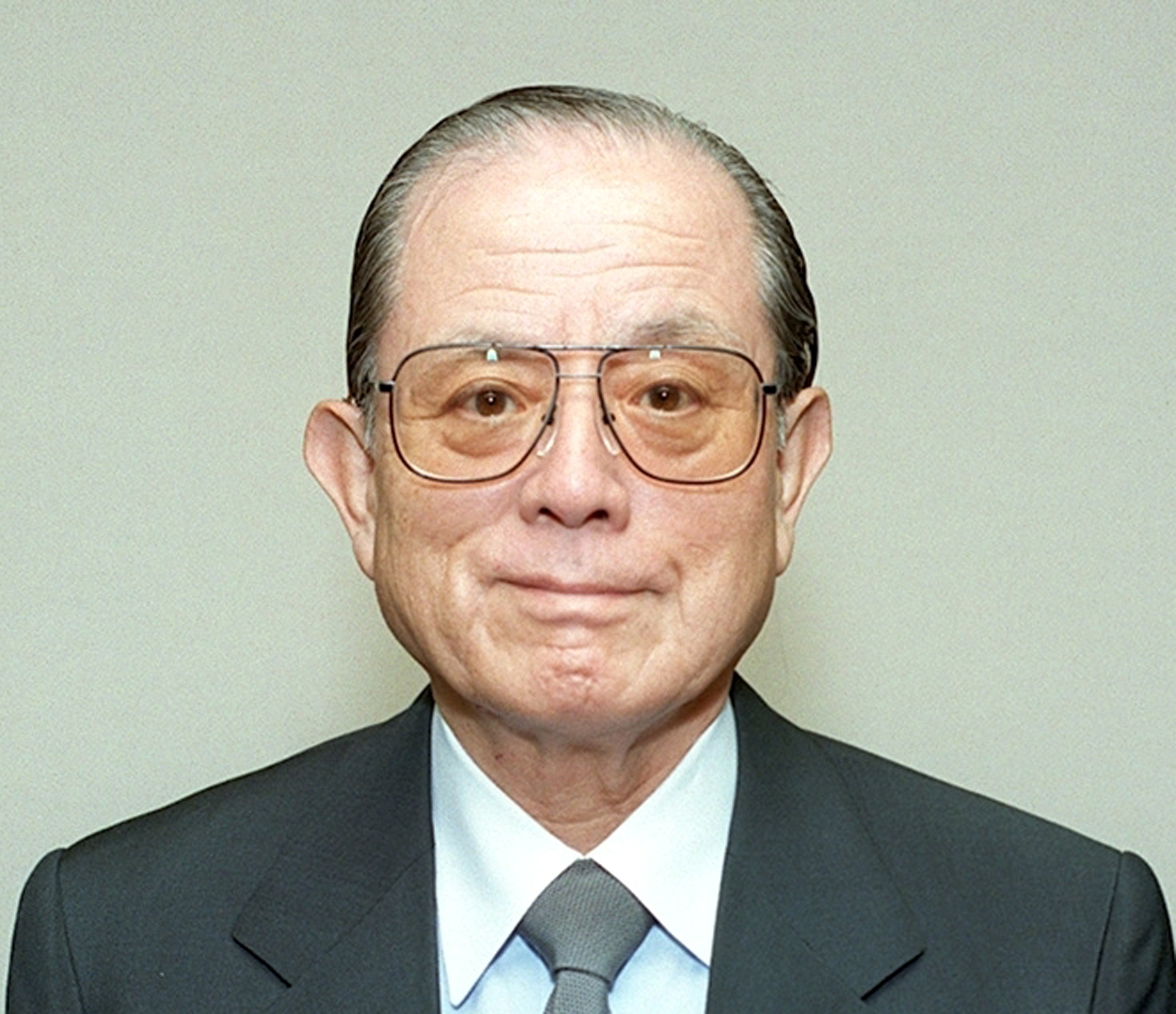 "Masaya Nakamura, known as the ""Father of Pac-Man,  in Tokyo, on June 3, 1997."