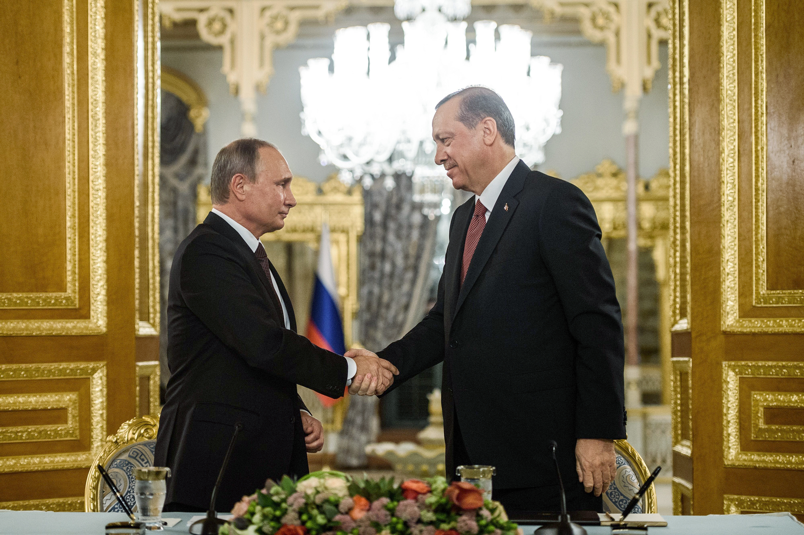 Ties between Putin and Erdogan are deepening, a remarkable turnaround after Russia and Turkey's fallout in November 2015