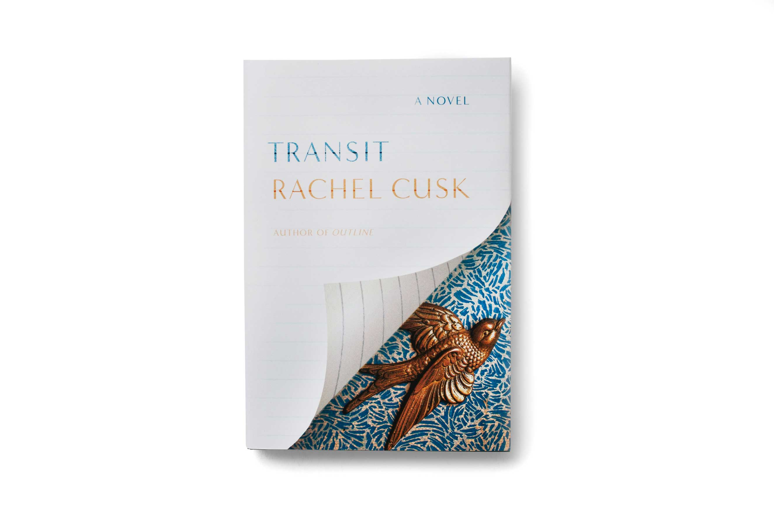 Book cover of 'Transit' by Rachel Cusk