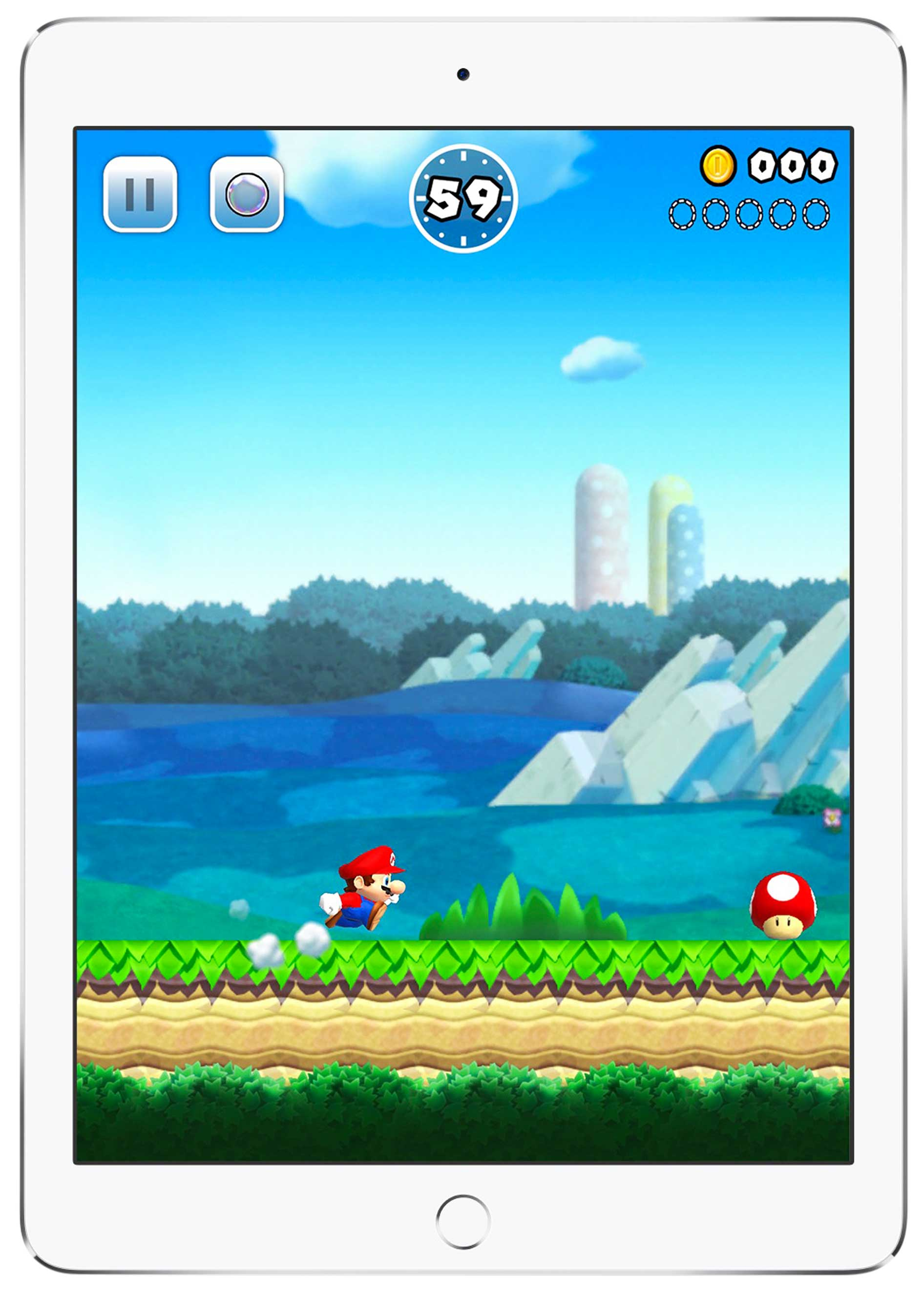 Nintendo's first Mario game for iPhones and iPads proves the firm can create fun on mobile gadgets